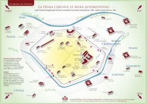 Cerchie murarie di Pistoia