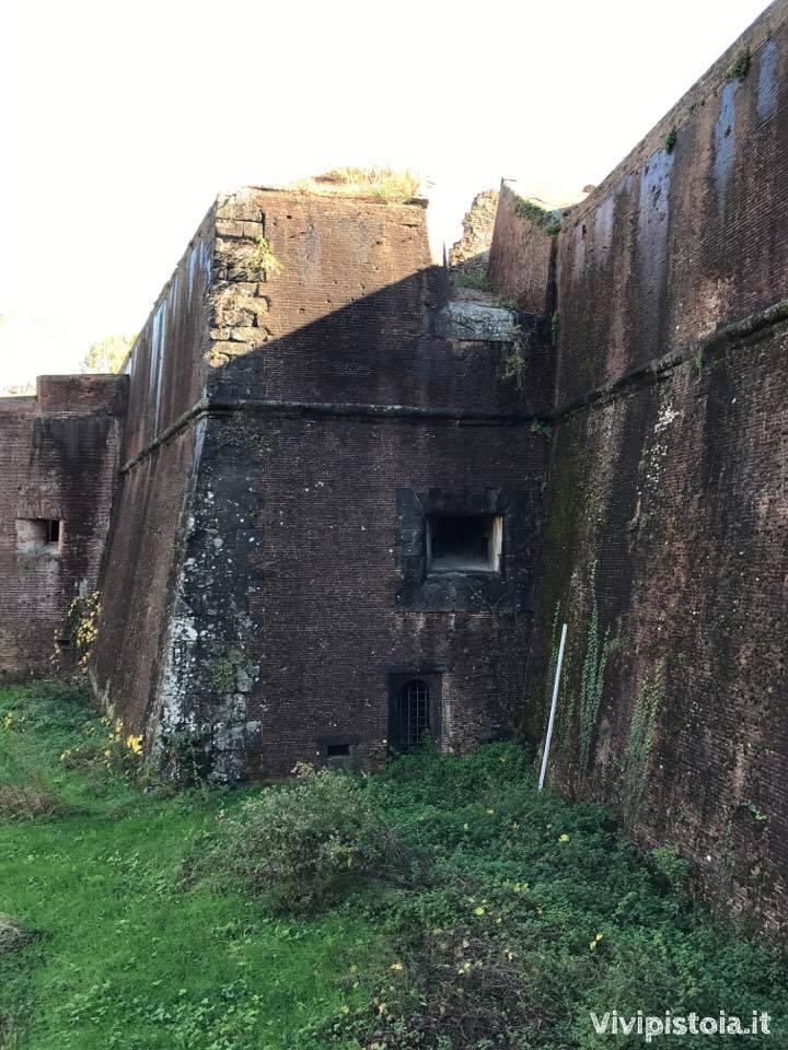 Esterno della Fortezza