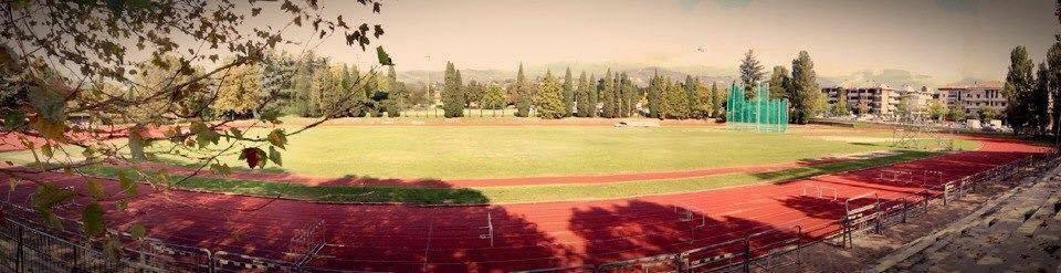 Panoramica Campo scuola di Pistoia