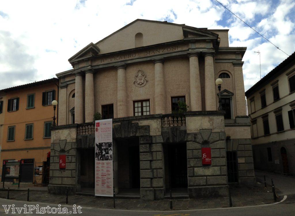 Vista del Teatro Manzoni