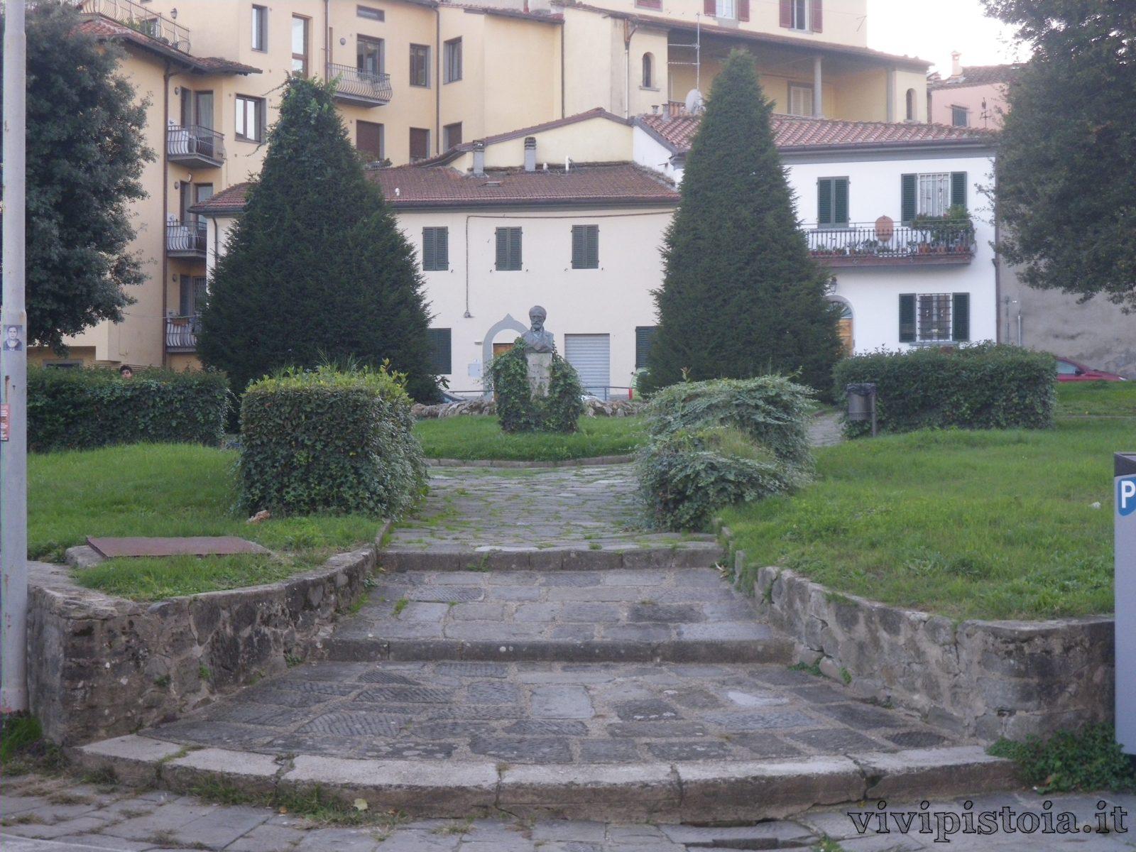Giardino di Piazza del Carmine