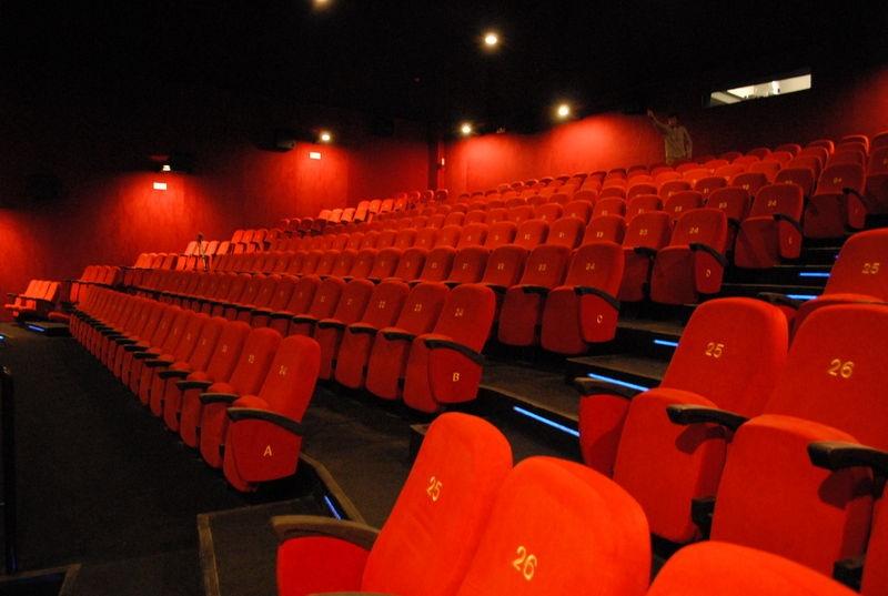 Sale Cinema Lux Pistoia