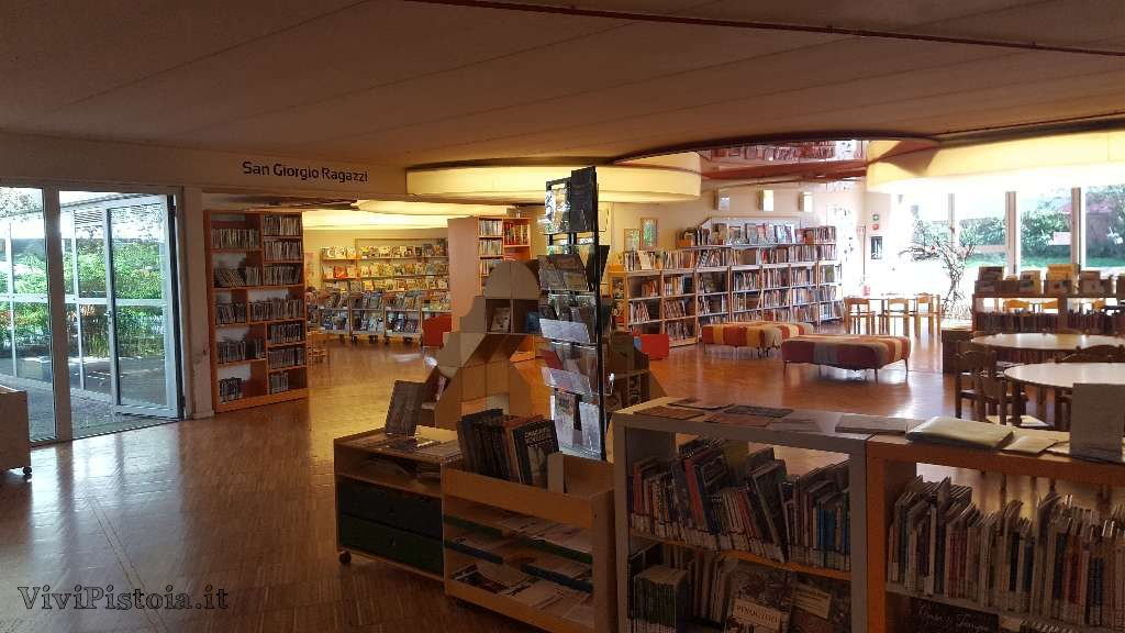Biblioteca San Giorgio