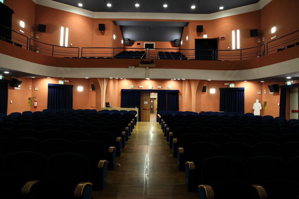 Teatro Bolognini - Interno