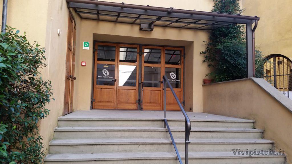 Teatro Bolognini - Entrata