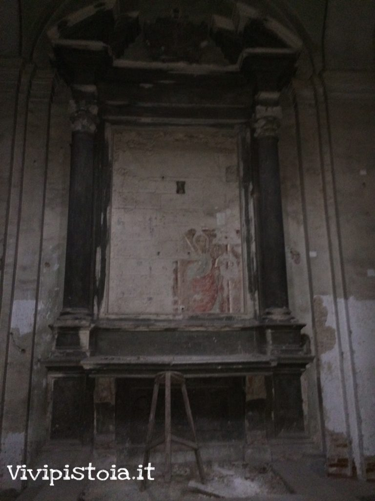 Altarino con dipinto