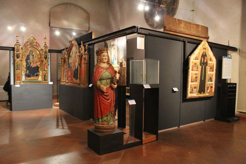 Interno Museo Civico