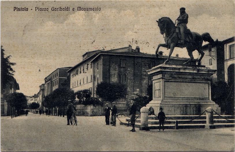 Monumento Piazza Garibaldi