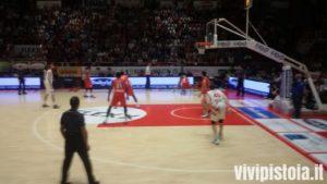 Palazzetto Pistoia Basket