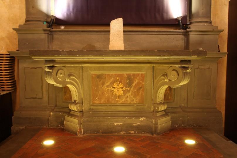 Altare al Bonadea