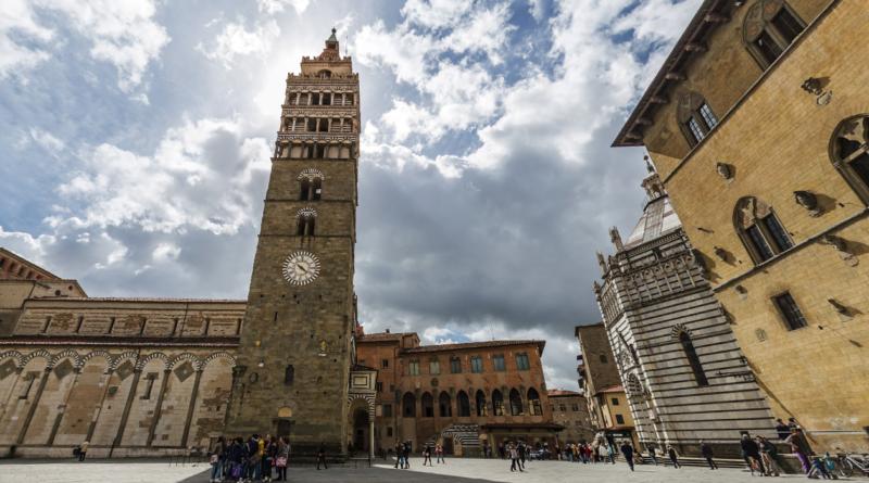 Itinerario turistico di Pistoia (8 ore)