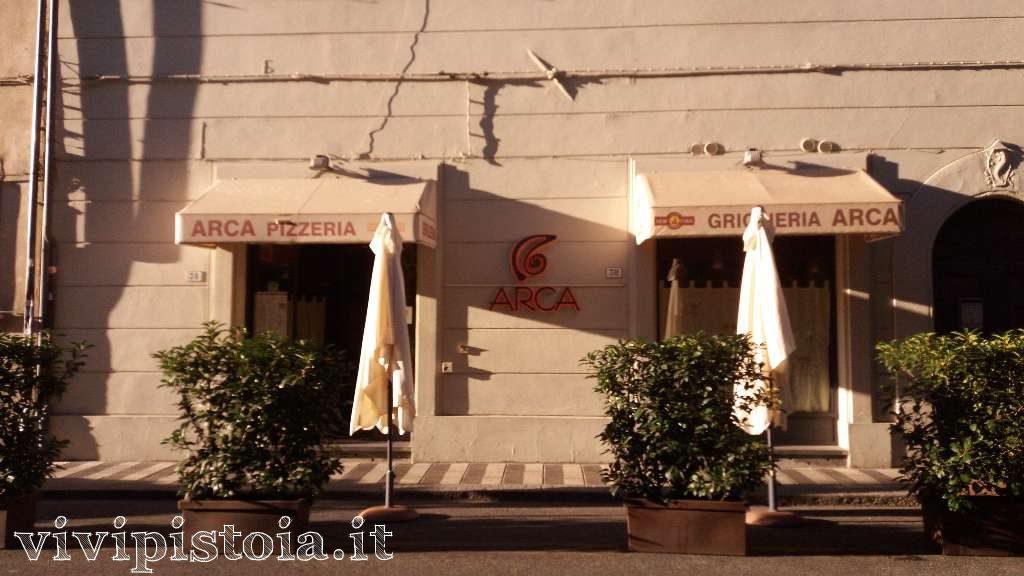 Pizzeria Griglieria Arca Pistoia