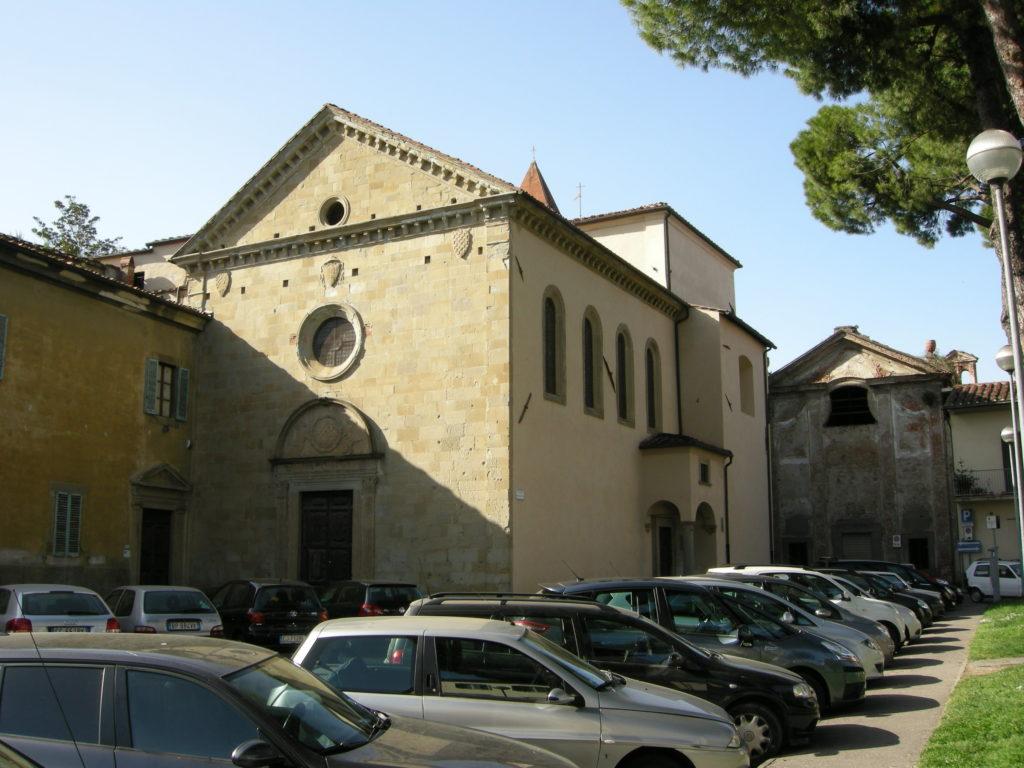 Santa Maria delle Grazie Pistoia