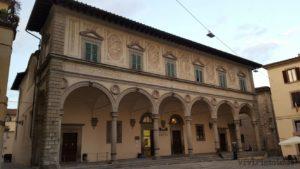 Stanze della biblioteca