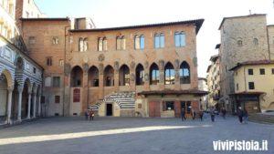 Facciata del Palazzo dei Vescovi