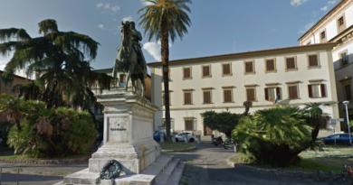 Piazza Garibaldi Pistoia