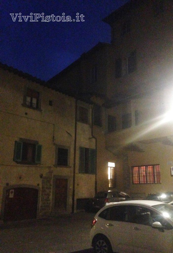 Piazzetta Romana Pistoia
