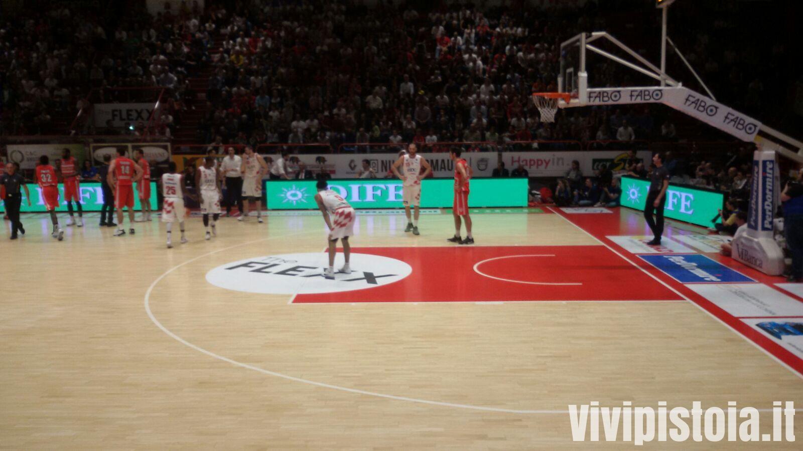 Palazzetto Pistoia Basket 2000