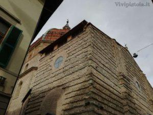 Facciata Basilica di S.Maria dell'Umiltà Pistoia