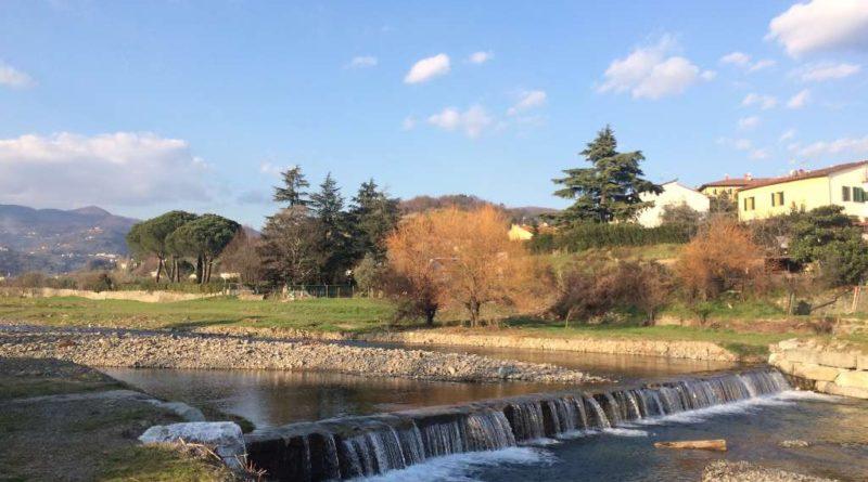 Percorso natura lungo il Fiume Ombrone