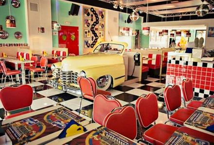 Tavolo Cadillac coupe Arnold's