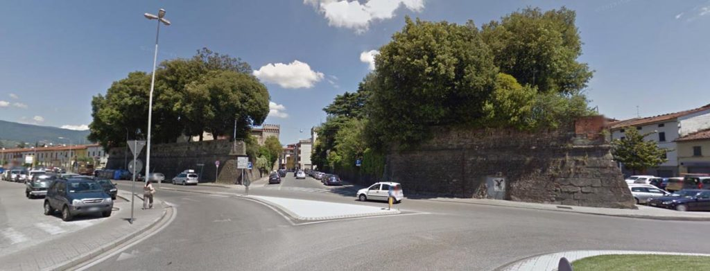 Mura di Pistoia, fonte pistoia.altervista.org