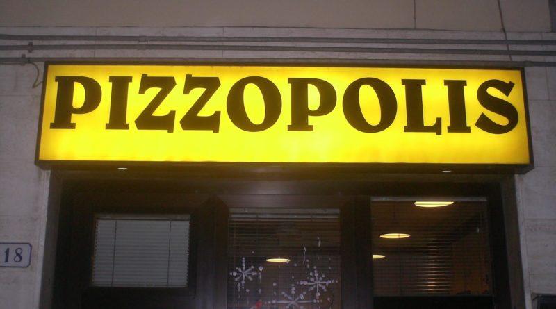 Pizzeria Pizzopolis, Pistoia