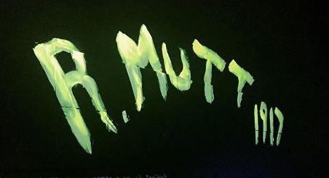 R. Mutt 1917