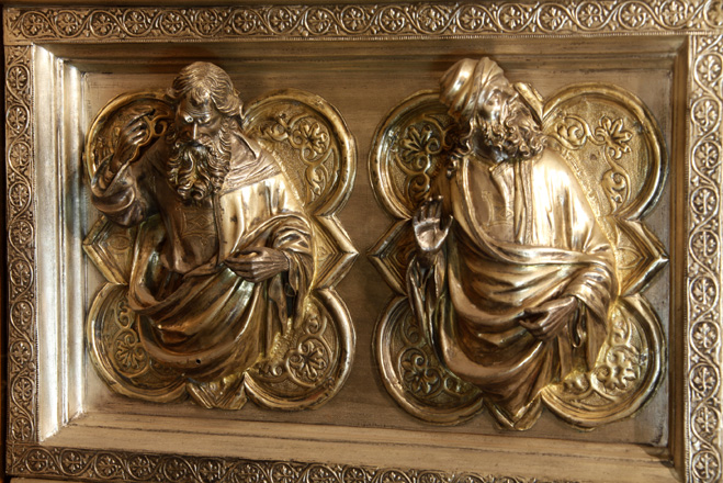 Busti dei profeti Isaia e Geremia, Filippo Brunelleschi