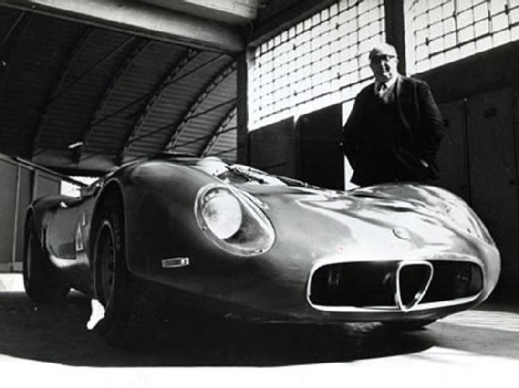 Chiti e Alfa Romeo 33