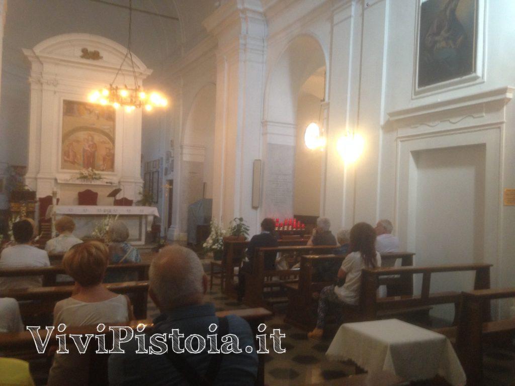 Santuario Madonna delle Grazie interno
