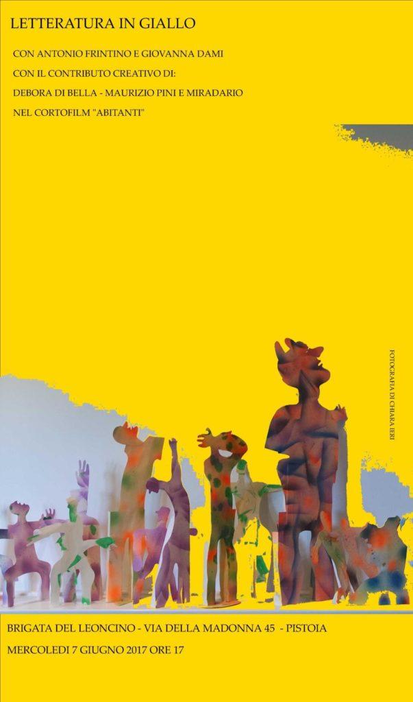 Letteratura in giallo