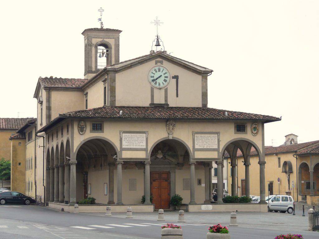 Chiesa di Santa Maria di Fontenuova