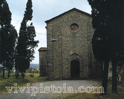 Abbazia di S.Salvatore in Agna (Montale)