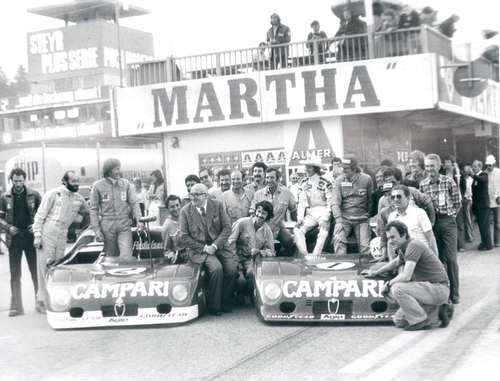 Chiti e Reparto corse Alfa Romeo