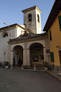 Chiesa di S.Martino (Fognano)