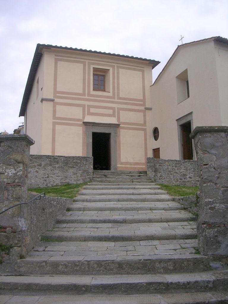 Chiesa di S.Michele Arcangelo (Tobbiana)