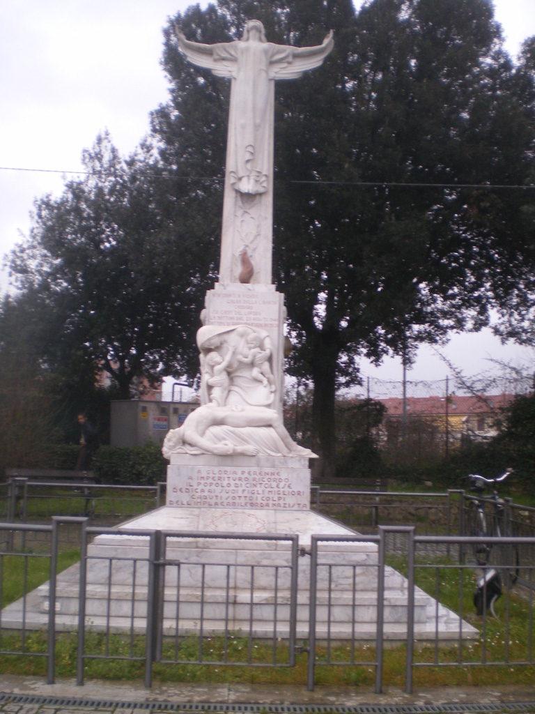 Monumento alle vittime dell'eccidio di Cintolese