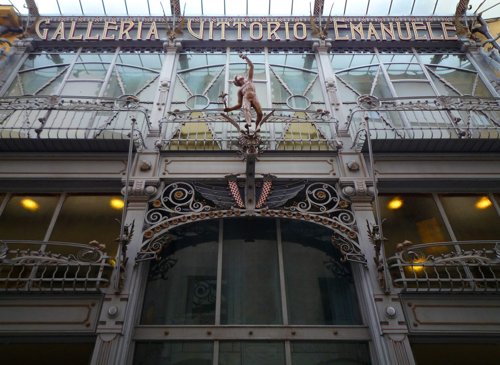 Galleria Esterno