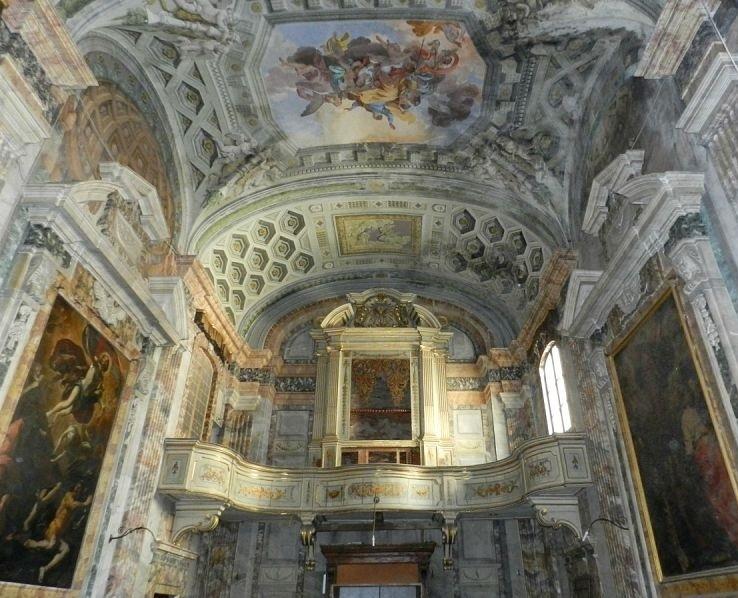 Altari chiesa San Leone