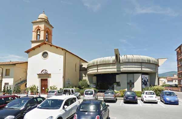 Chiesa santa maria maggiore vicofaro pistoia for Chiesa di san leone pistoia