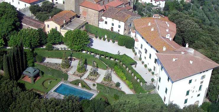 Villa Medicea di Montevettolini