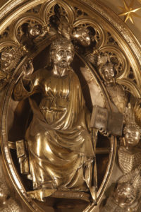 Cristo in Maestà, Nofri di Buto da Firenze e Atto Braccini