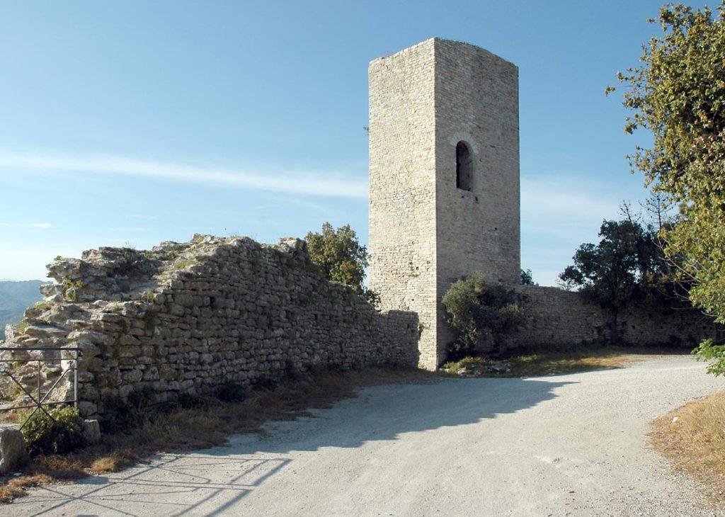 Torre di Monsummano Alto