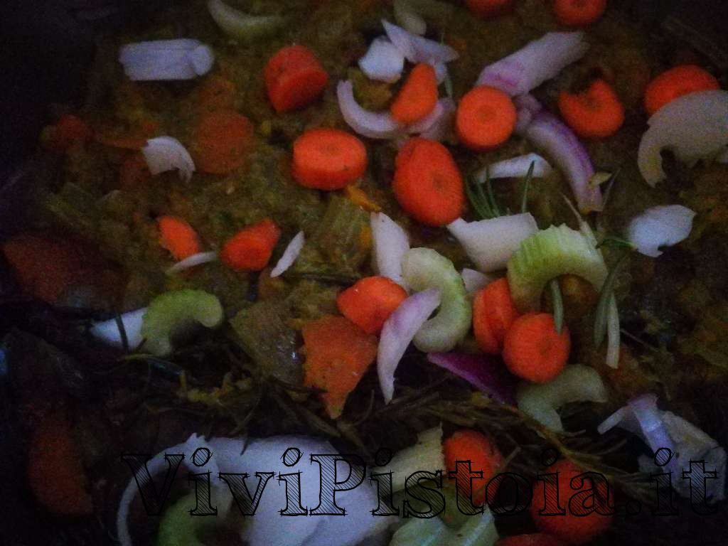 Trito di verdure
