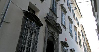 Palazzo de' Rossi Pistoia