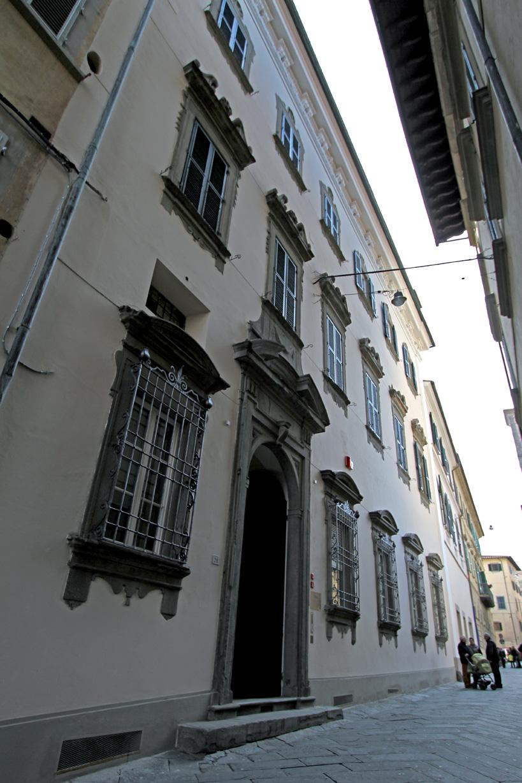 Palazzo de\' Rossi Pistoia - ViviPistoia.it