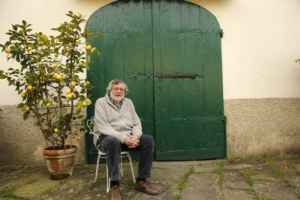 Francesco Guccini oggi a Pàvana