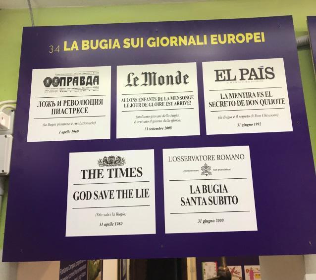 bugie europee