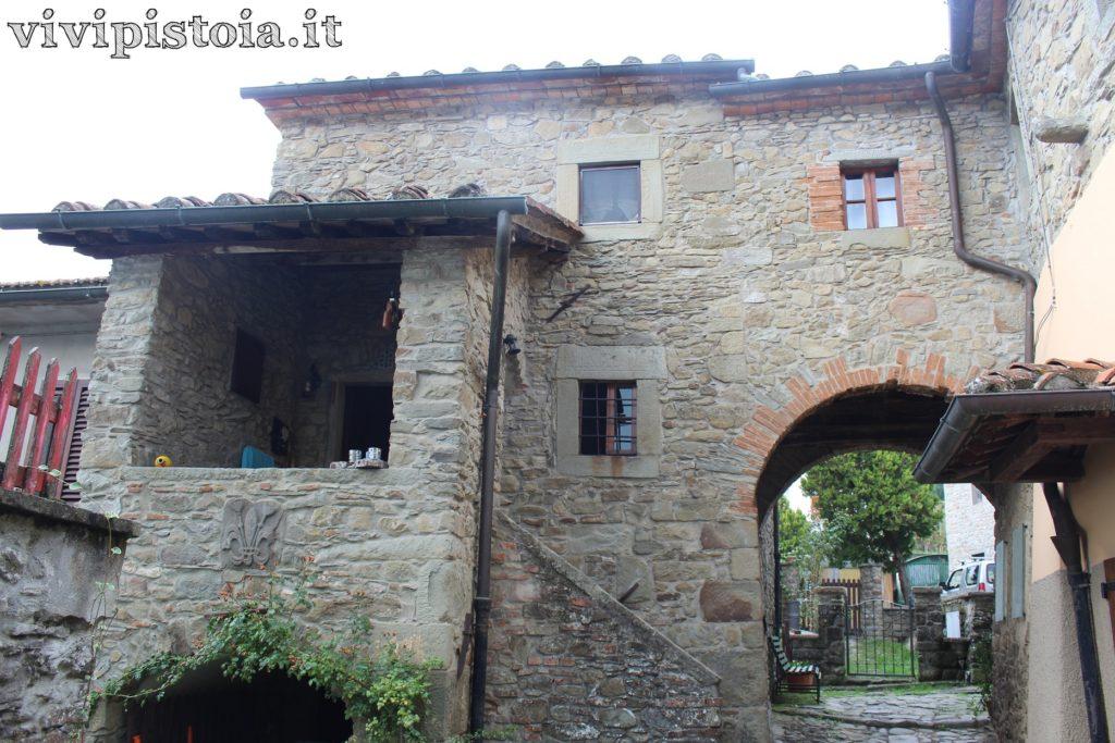 casa di castagno